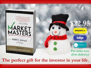 The perfect gift for the investor in your life. Market Masters.